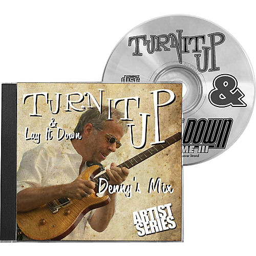 Drum Fun Inc Turn It Up and Lay It Down, Volume 8 - Denny's Mix - Play Along CD for Drummers thumbnail