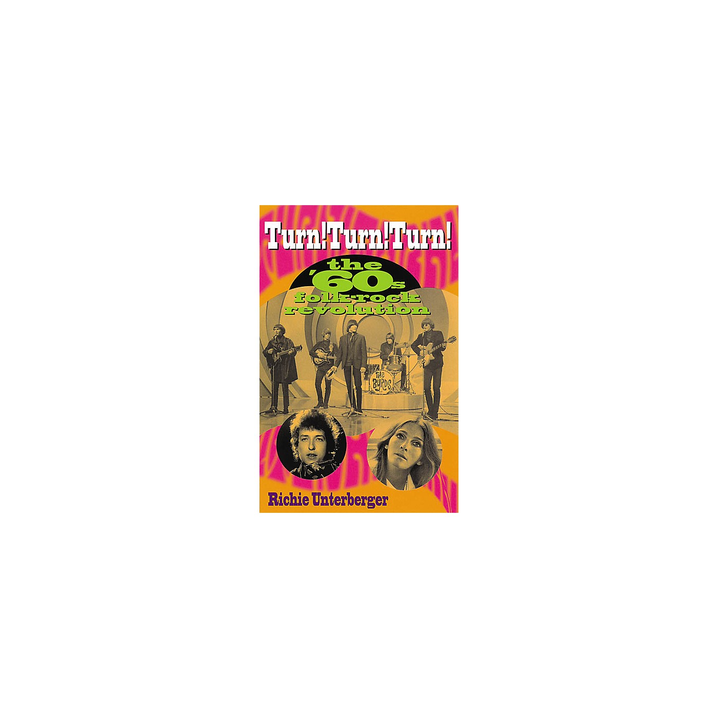 Backbeat Books Turn! Turn! Turn! '60s Rock Revolution Book thumbnail