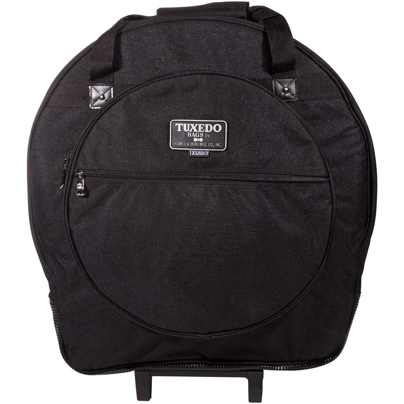 Humes & Berg Tuxedo Tilt-N-Pull Cymbal Bag with Dividers thumbnail