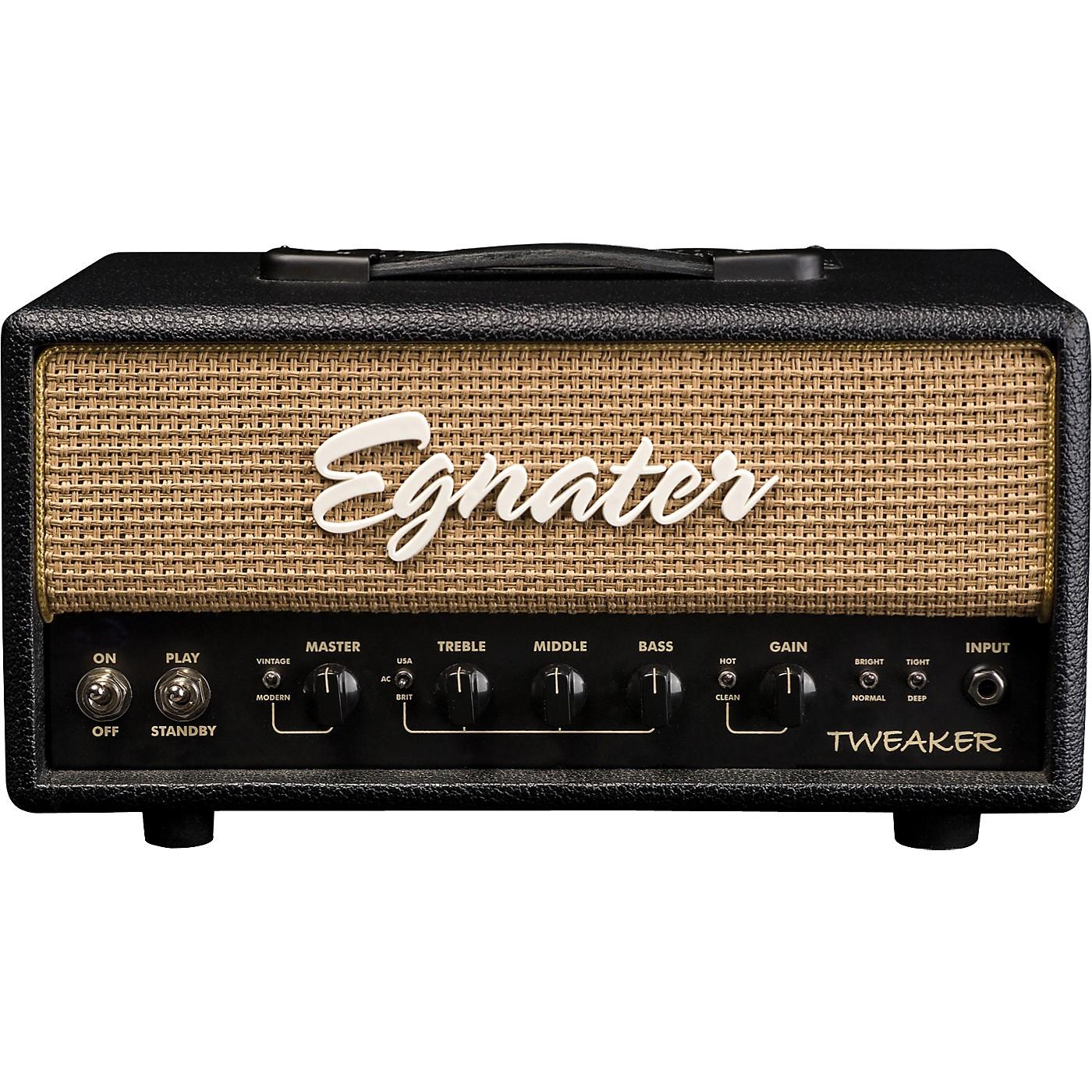 Egnater Tweaker 15 W Tube Guitar Amp Head thumbnail