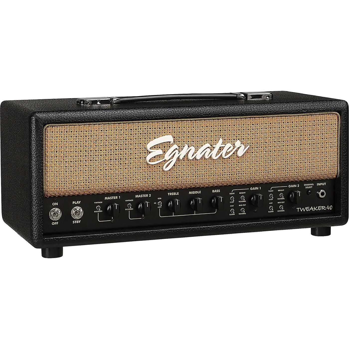 Egnater Tweaker-40 40W Tube Guitar Amp Head thumbnail