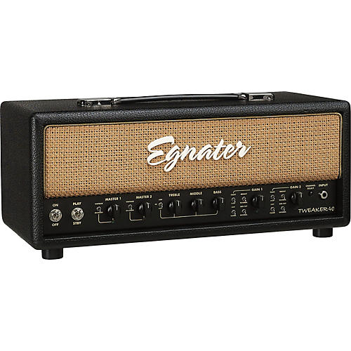 Egnater Tweaker-40 40W Tube Guitar Amp Head-thumbnail