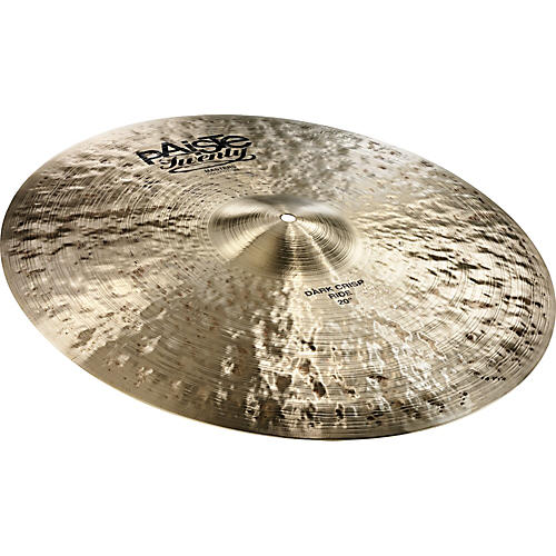 Paiste Twenty Masters Collection Dark Crisp Ride thumbnail