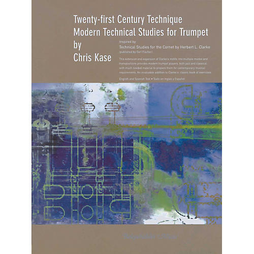 Carl Fischer Twenty-first Century Technique for Trumpet Book thumbnail