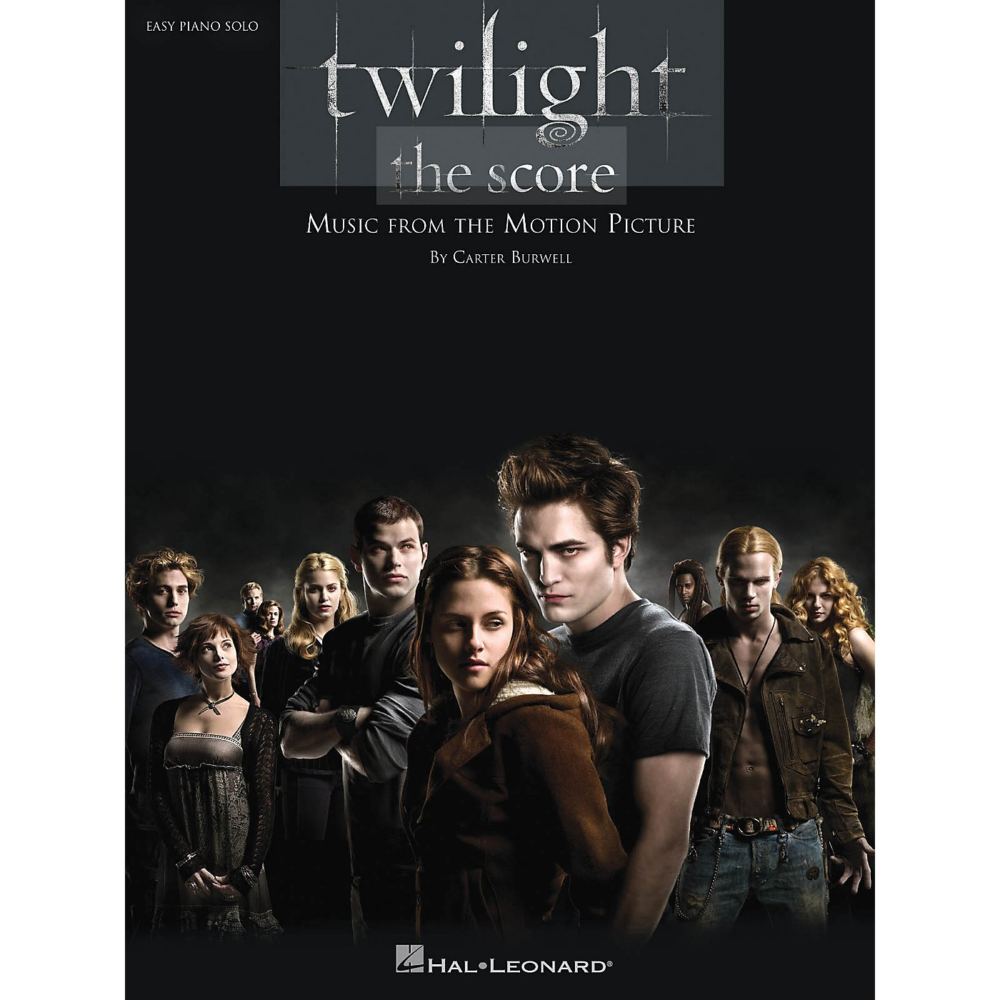 Hal Leonard Twilight - Music From The Motion Picture Score For Easy Piano Solo thumbnail