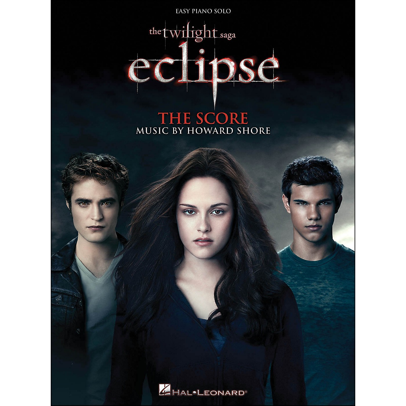 Hal Leonard Twilight: Eclipse - Music From The Motion Picture Score for Easy Piano Solo thumbnail