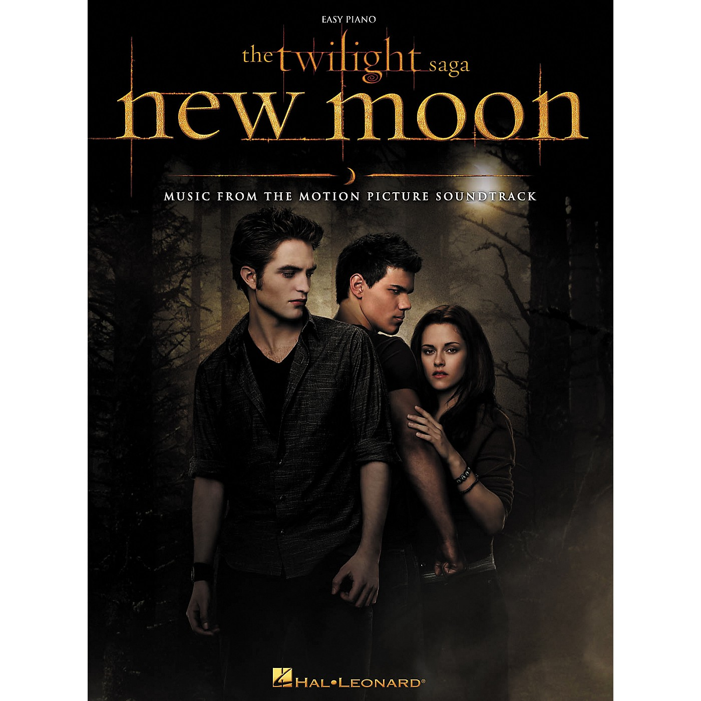 Hal Leonard Twilight: New Moon - Music From The Motion Picture Soundtrack For Easy Piano thumbnail