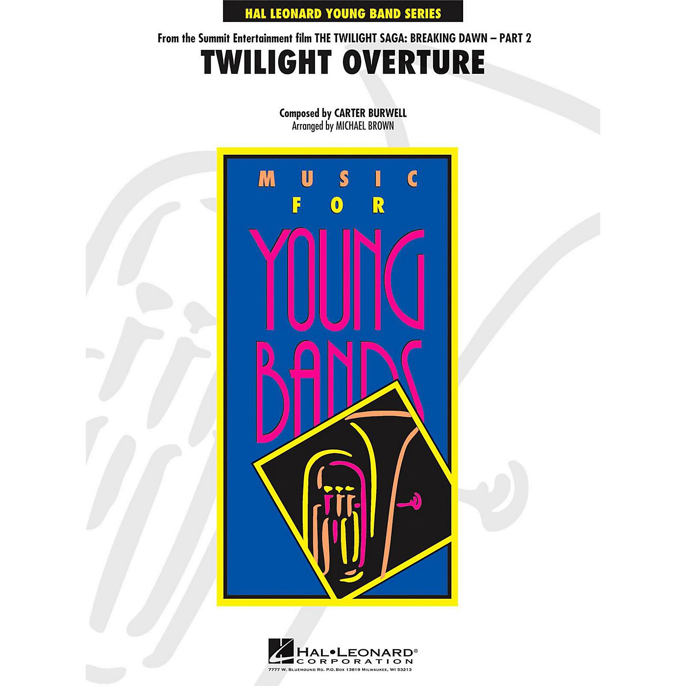 Hal Leonard Twilight Overture (From The Twilight Saga: Breaking Dawn - Part 2) Level 3 thumbnail