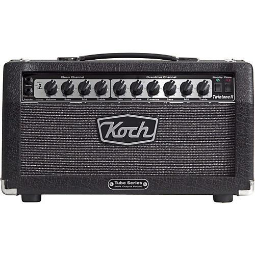 Koch Twintone II 50W Amp Head thumbnail