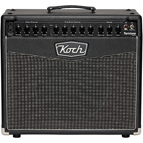 Koch Twintone III 50W 1x12 Tube Guitar Combo Amp thumbnail