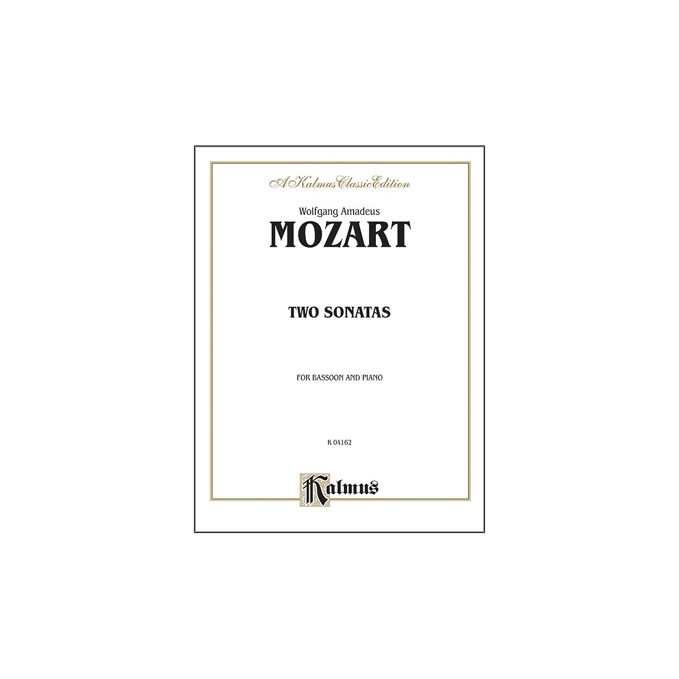 Alfred Two Sonatas thumbnail