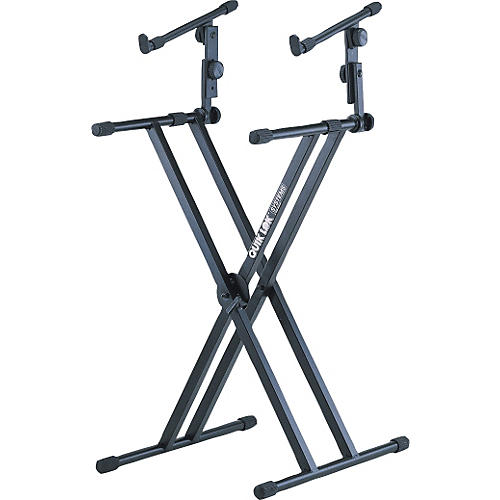 Quik-Lok Two Tier Heavy Duty X Keyboard Stand thumbnail