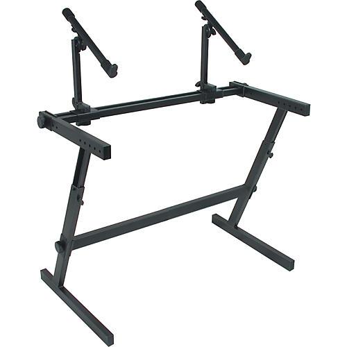 Quik-Lok Two Tier Z Keyboard Stand thumbnail