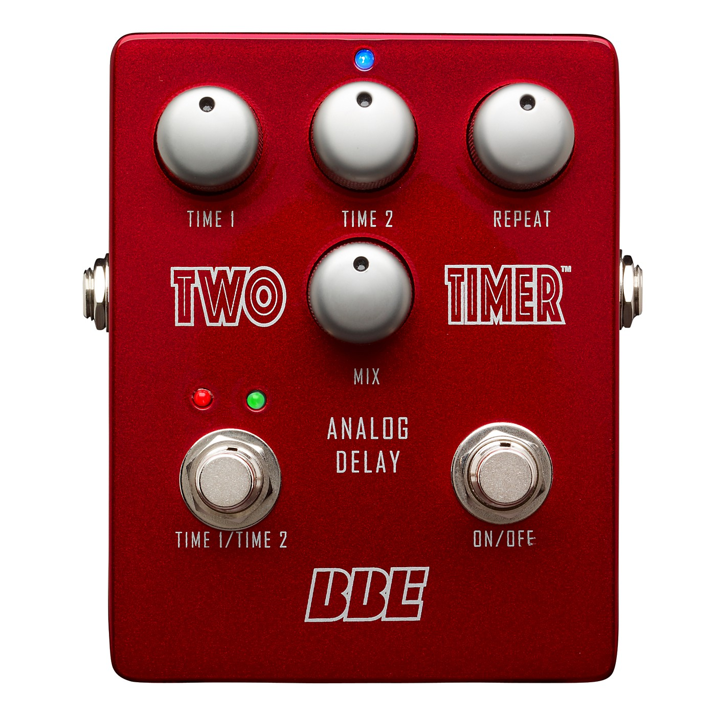 BBE Two Timer Analog Delay Guitar Effects Pedal thumbnail
