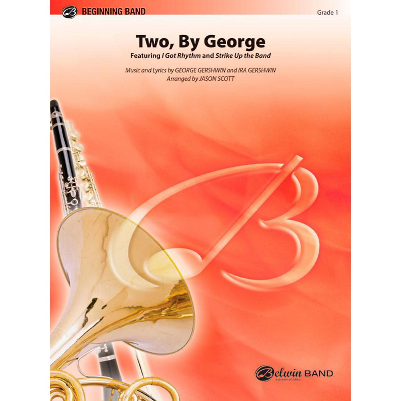 Alfred Two, by George Concert Band Level 1 Set thumbnail