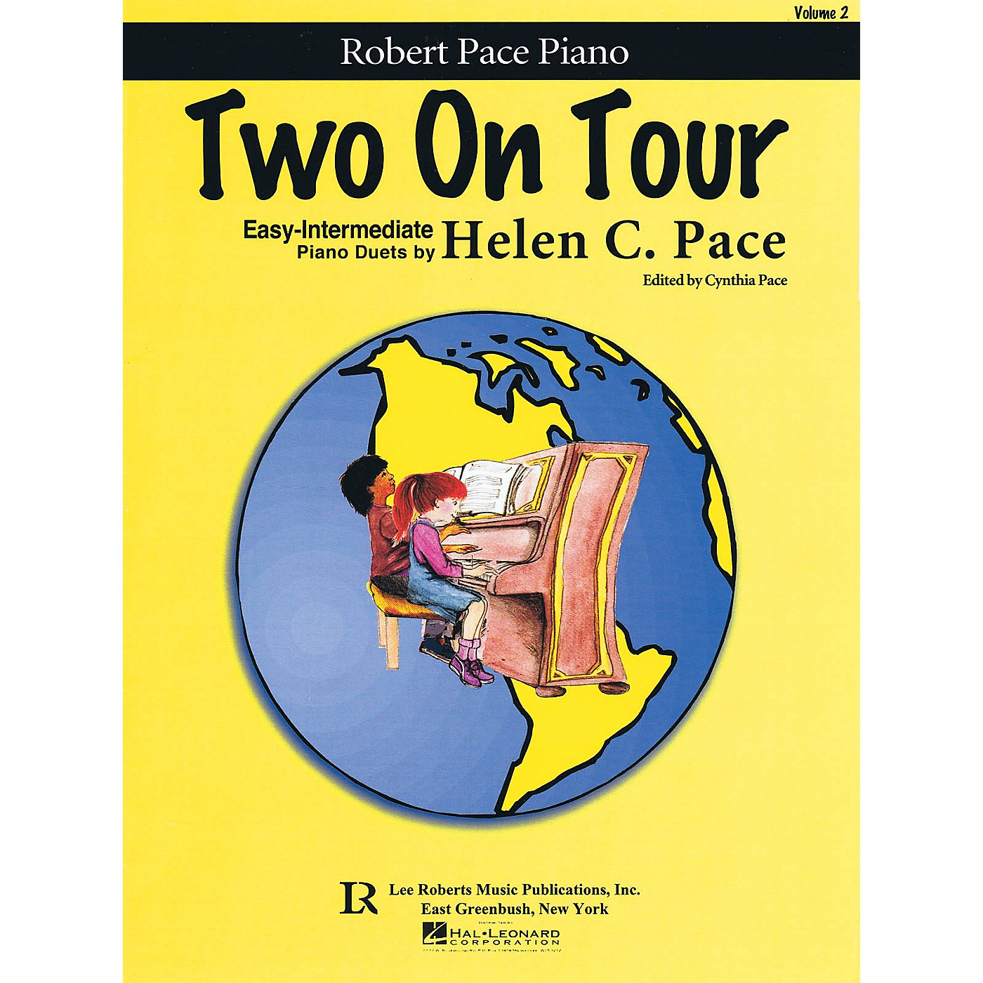 Lee Roberts Two on Tour - Volume 2 Pace Piano Education Series Softcover Composed by Helen Pace thumbnail