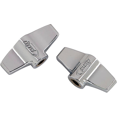 PDP by DW Two-pack of PDP's precision-manufactured wing nuts. thumbnail