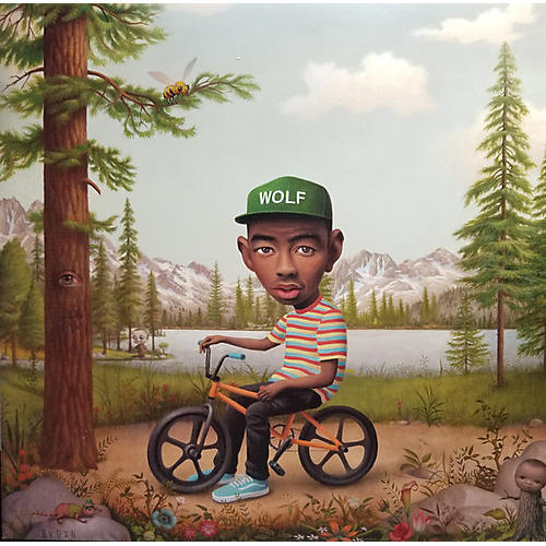 Alliance Tyler, The Creator - Wolf thumbnail