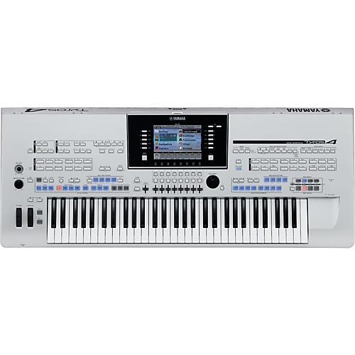 Yamaha Tyros 4 Arranger Workstation Keyboard-thumbnail