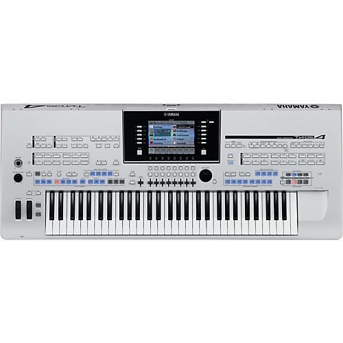 Yamaha Tyros4 Arranger Workstation Keyboard thumbnail