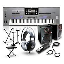 Yamaha Tyros5-76 Portable Keyboard Package