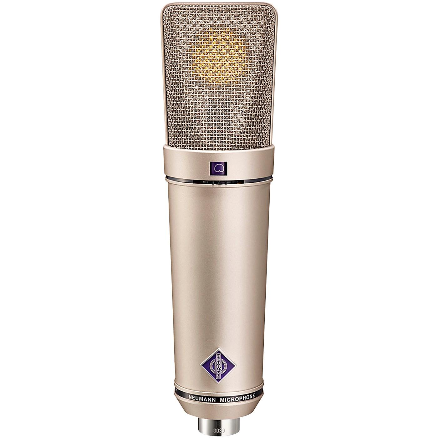 Neumann U 89i Large-diaphragm Condenser Microphone thumbnail