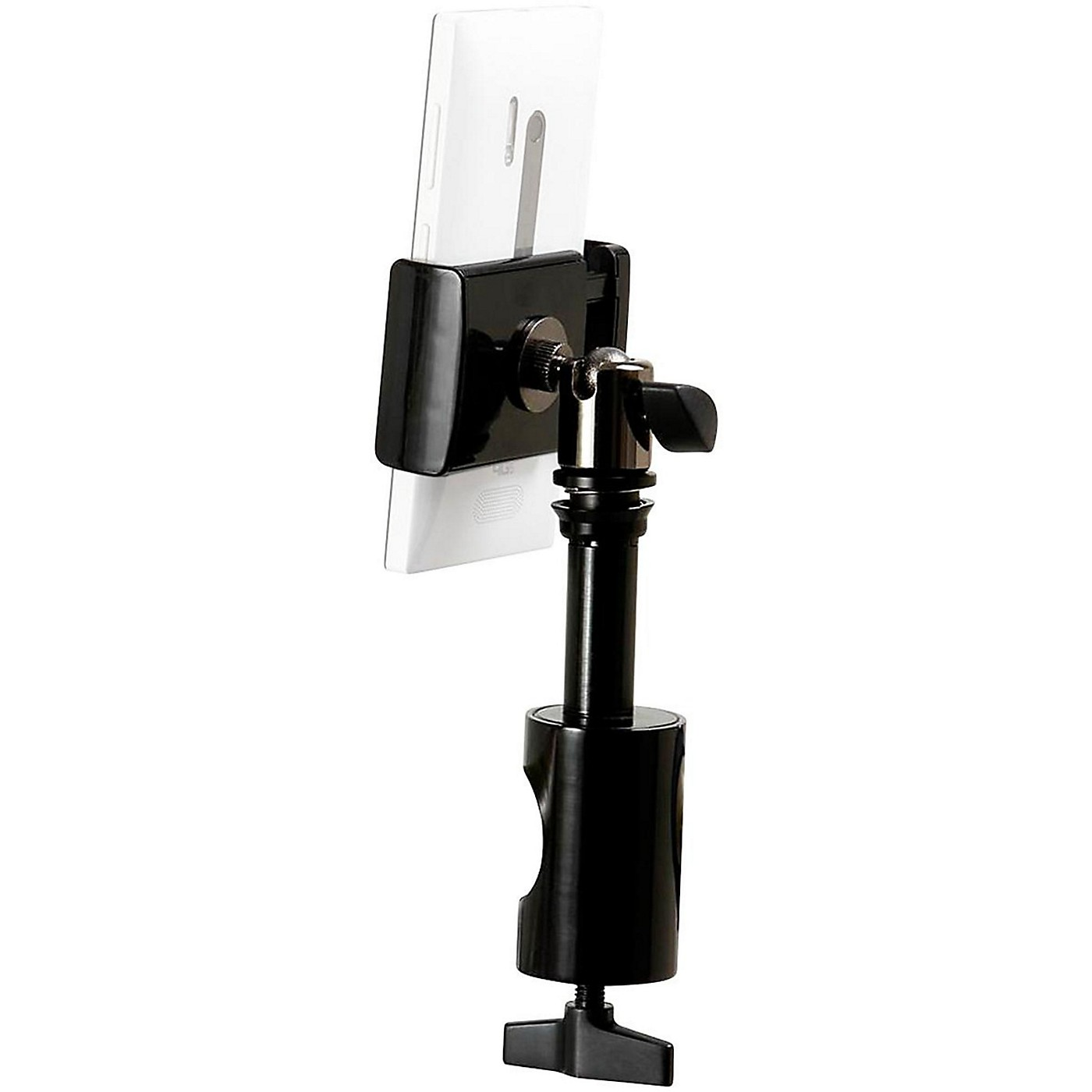 On-Stage U-Mount TCM1901 Grip-On Universal Device Holder with Round Clamp thumbnail
