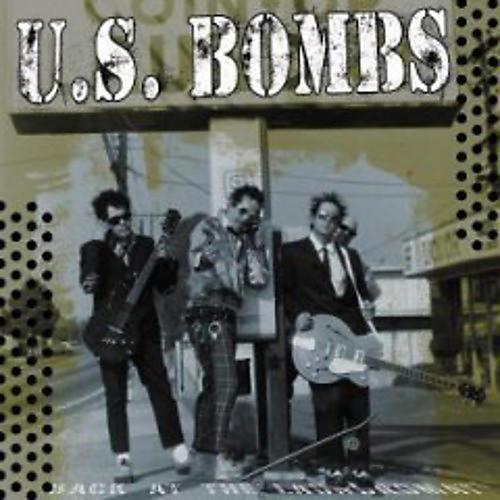 Alliance U.S. Bombs - Back at the Laundromat thumbnail