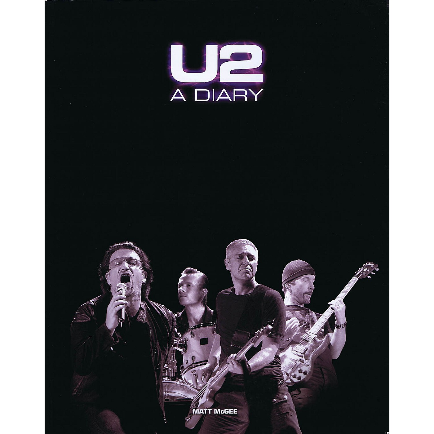 Omnibus U2 - A Diary Omnibus Press Series Softcover thumbnail