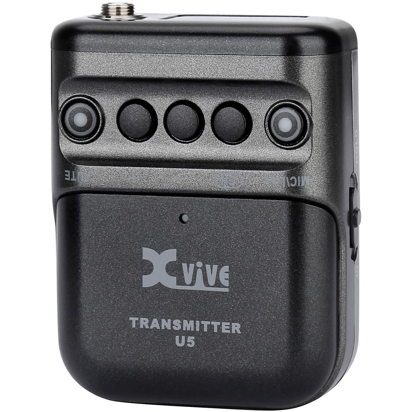 XVive U5T Wireless Transmitter (for U5 Series) thumbnail