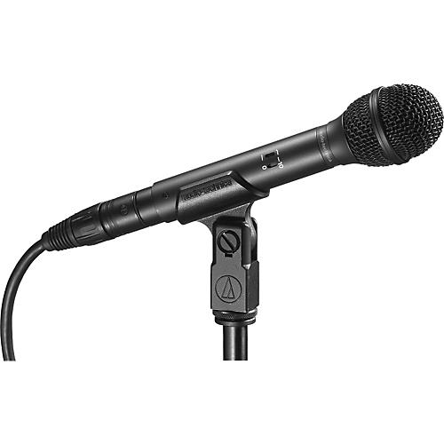 Audio-Technica U873R Handheld Hypercardioid Condenser Microphone thumbnail