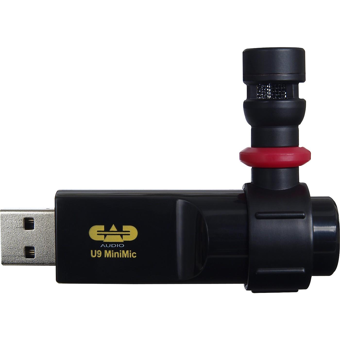 CAD U9 USB Mini Mic thumbnail