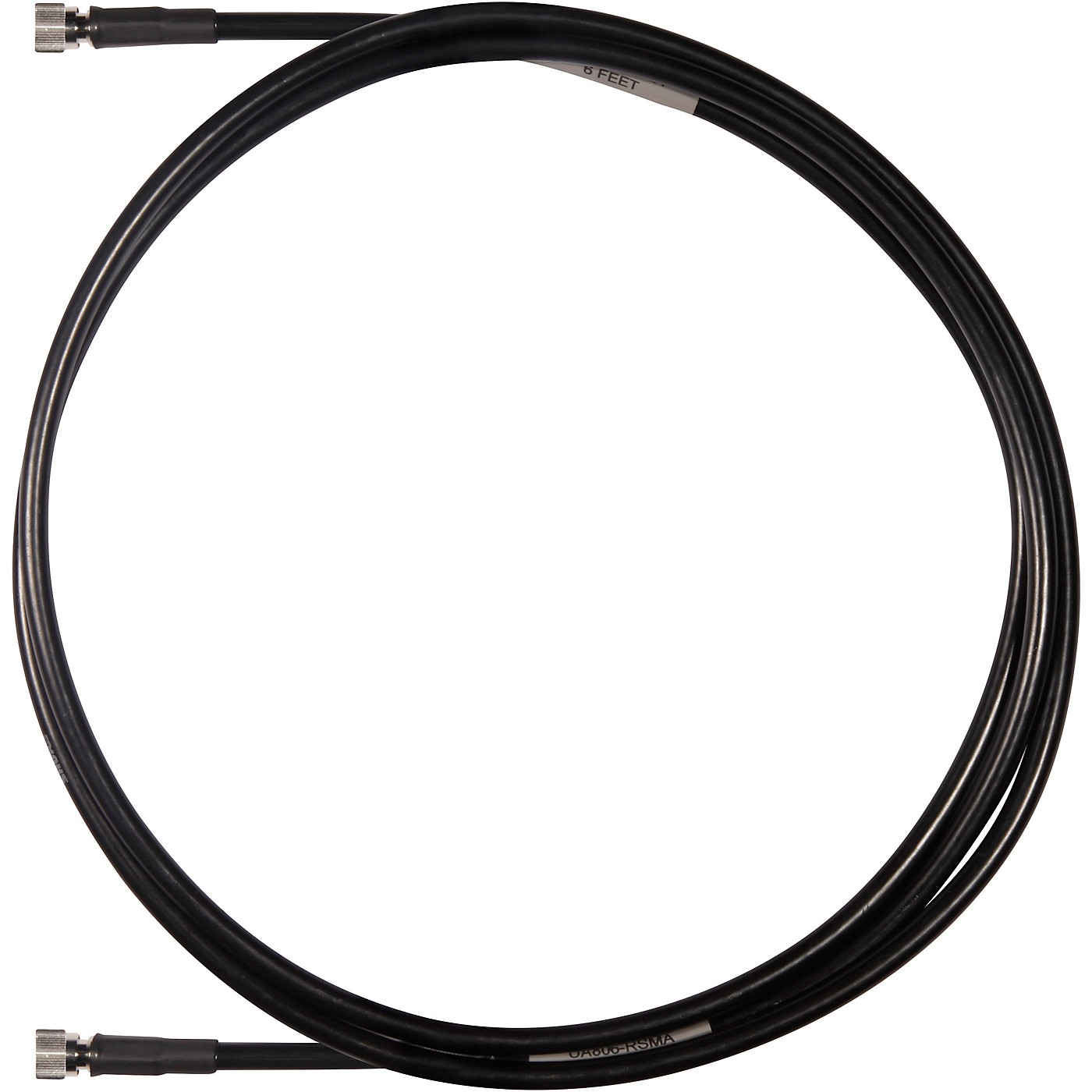 Shure UA806-RSMA 6 ft. Reverse SMA Cable for GLX-D Advanced Digital Wireless Systems thumbnail