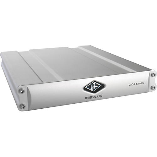 Universal Audio UAD-2 Satellite QUAD Omni 6 Firewire DSP Accelerator Card w/ Omni Plug-In Bundle thumbnail