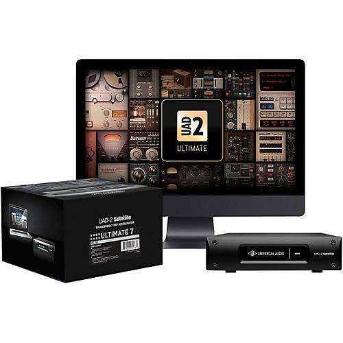 Universal Audio UAD-2 Satellite Thunderbolt - OCTO Ultimate 7 thumbnail