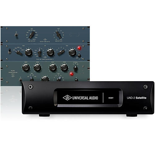 Universal Audio UAD-2 Satellite Thunderbolt - QUAD Custom thumbnail