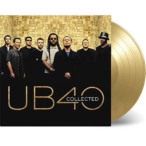 Alliance UB40 - Collected thumbnail