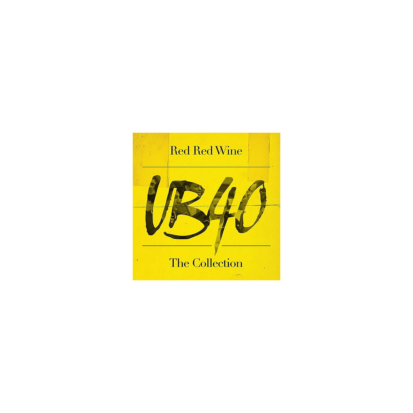 Alliance UB40 - Red Red Wine: The Collection thumbnail
