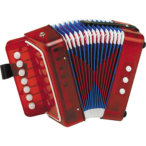 Hohner UC102R Toy Accordion-thumbnail