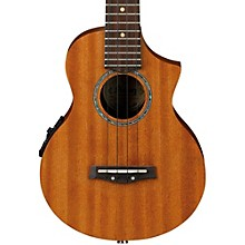 Ibanez UEW5E All Mahogany Concert Acoustic-Electric Ukulele