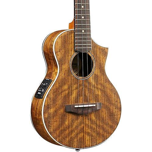 Ibanez UEWT14E Exotic Wood Tenor Acoustic-Electric Ukulele thumbnail