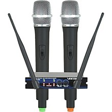 VocoPro UHF-28 Dual Channel Wireless System