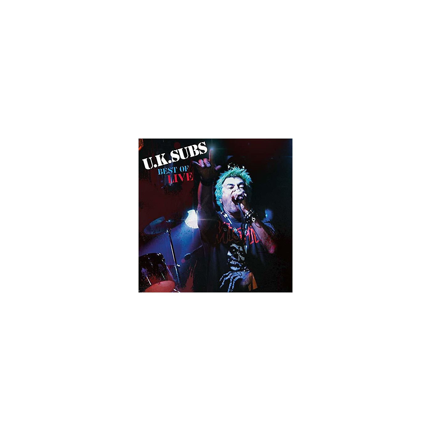 Alliance UK Subs - Best Of Live thumbnail