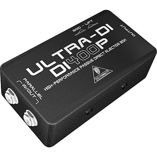 Behringer ULTRA-DI DI400P Passive Direct Box-thumbnail