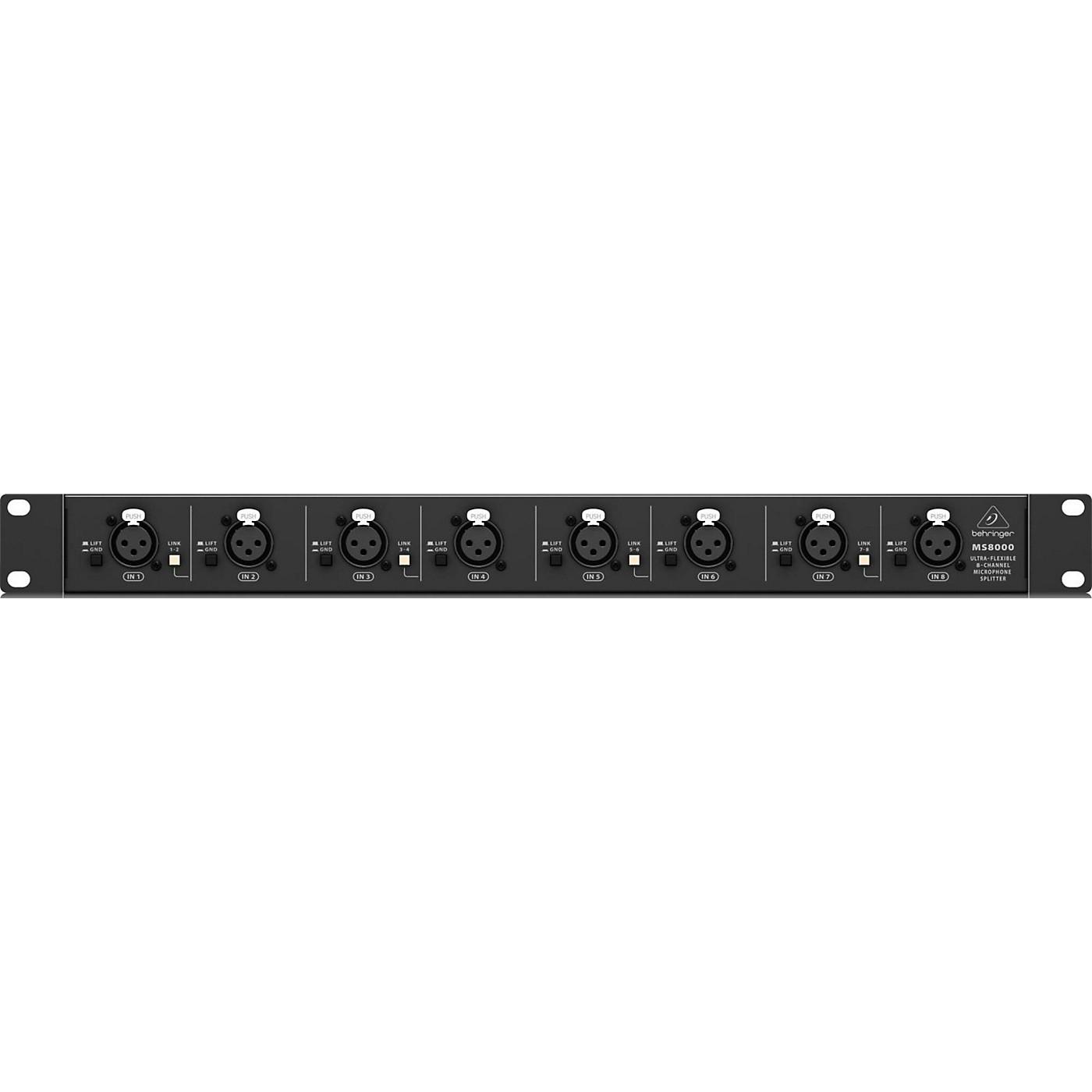 Behringer ULTRALINK MS8000 thumbnail
