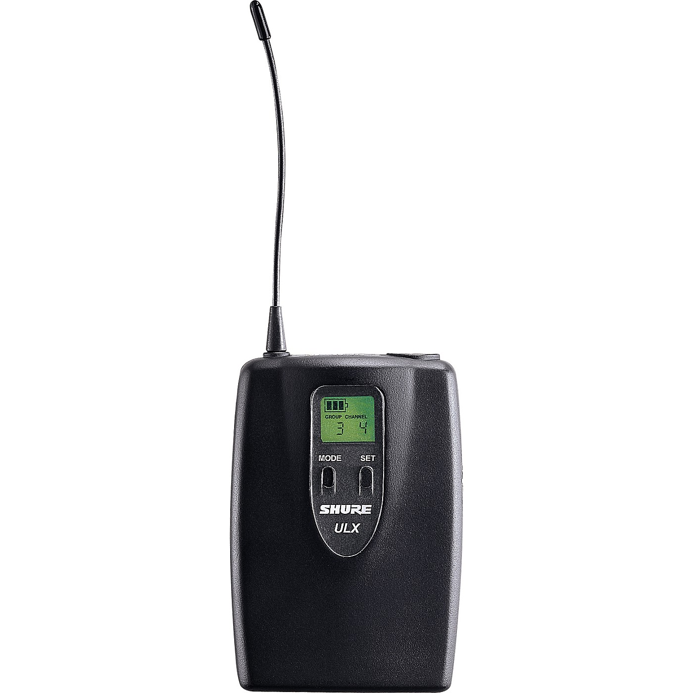 Shure ULX-1 Bodypack Transmitter with 4-Pin thumbnail