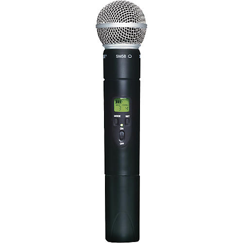 Shure ULX2/58 Wireless Handheld Transmitter Microphone thumbnail