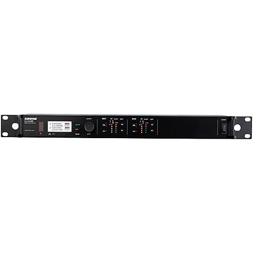 Shure ULXD4D Dual-Channel Digital Wireless Receiver thumbnail