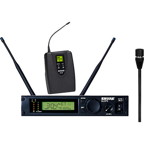 Shure ULXP14/51 Lavalier Wireless Microphone System-thumbnail