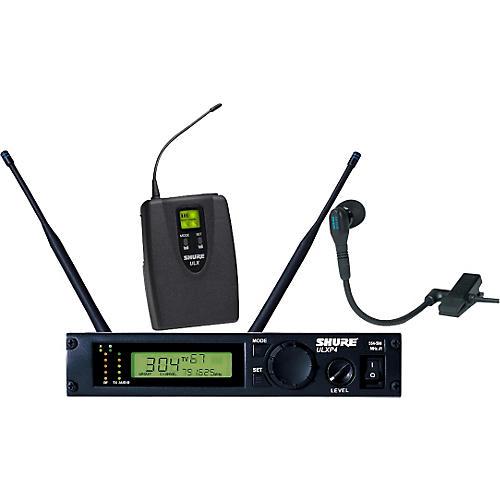 Shure ULXP14/98H Instrument Wireless System thumbnail